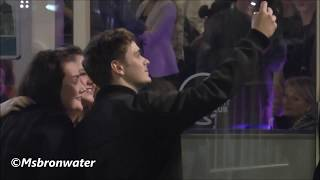 martin garrix loves his fans @ rtl late night Amsterdam the Netherlands