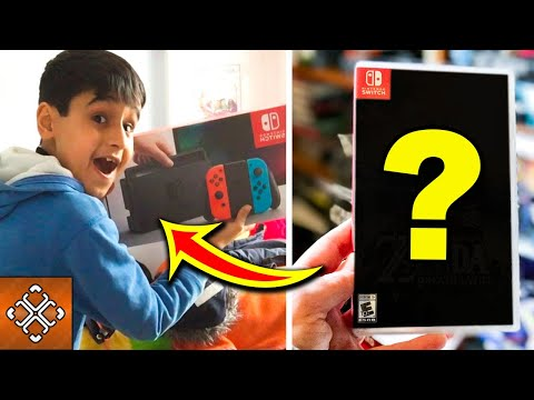 10 Best Nintendo Switch Games Every Kid Must Have!