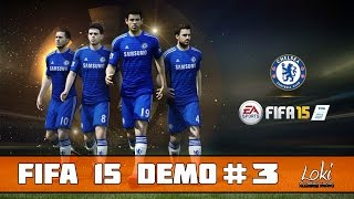 FIFA 15 DEMO PC: Боруссия Дортмунд - Пари Сен-Жермен
