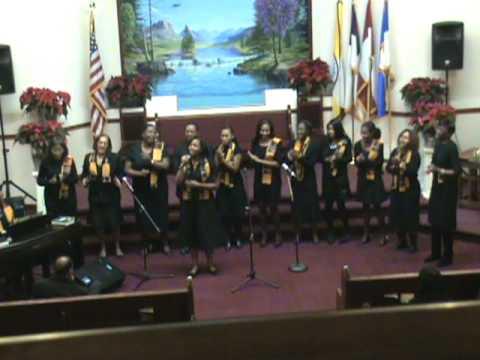 Nyack SDA Church Choir - It's All Right