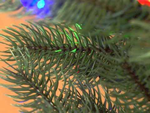 Just Cut® Pre-lit Artificial Trees