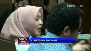 Pernyataan Angelina Sondakh Seret Ibas dalam Persidangan Nazarudin - NET24
