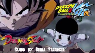 Dragon Ball Z Kai Dragon Soul Brina Palencia English, DOWNLOAD MP3