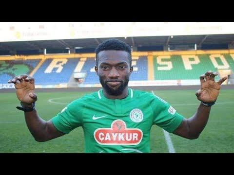 Download Azubuike Beşiktaş yeni transfer Skills & Goals Tt 19