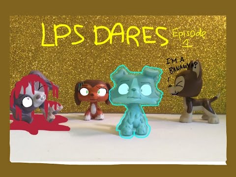 Lps DARES Episode 1: Freezing And Screaming!?