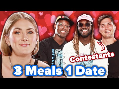 Single Women Pick Dates Based On Their Cooking