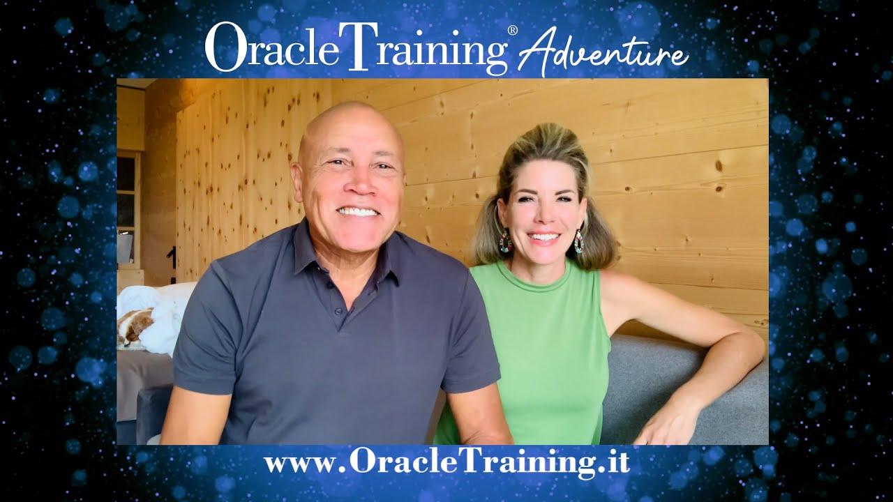 Oracle Training Adventure   Inizia l'avventura con Joy e Roy Martina