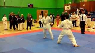 Kenyukai Open Karate Champs  2013