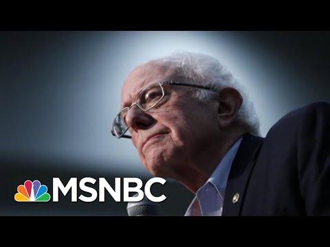 Trump Allies Talk Up Bernie Sanders As His Numbers Surge In Iowa | The 11th Hour | MSNBC