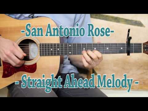 San Antonio Rose - Guitar Lesson - Carter Style