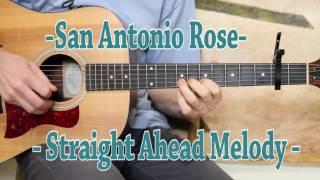 San Antonio Rose - Guitar Lesson - Carter Style