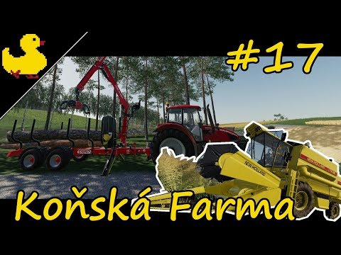 Sklizeň řepky - Farming Simulator 19 CZ #17 thumbnail