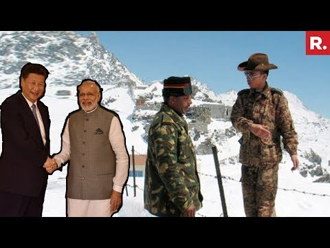 India-China To Withdraw Troops From Doklam