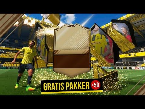 Dansk FIFA 17 PACK OPENING - MOVEMBER WALKOUT I GRATIS PAKKE!!!