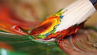 Из чего художники делали краски?