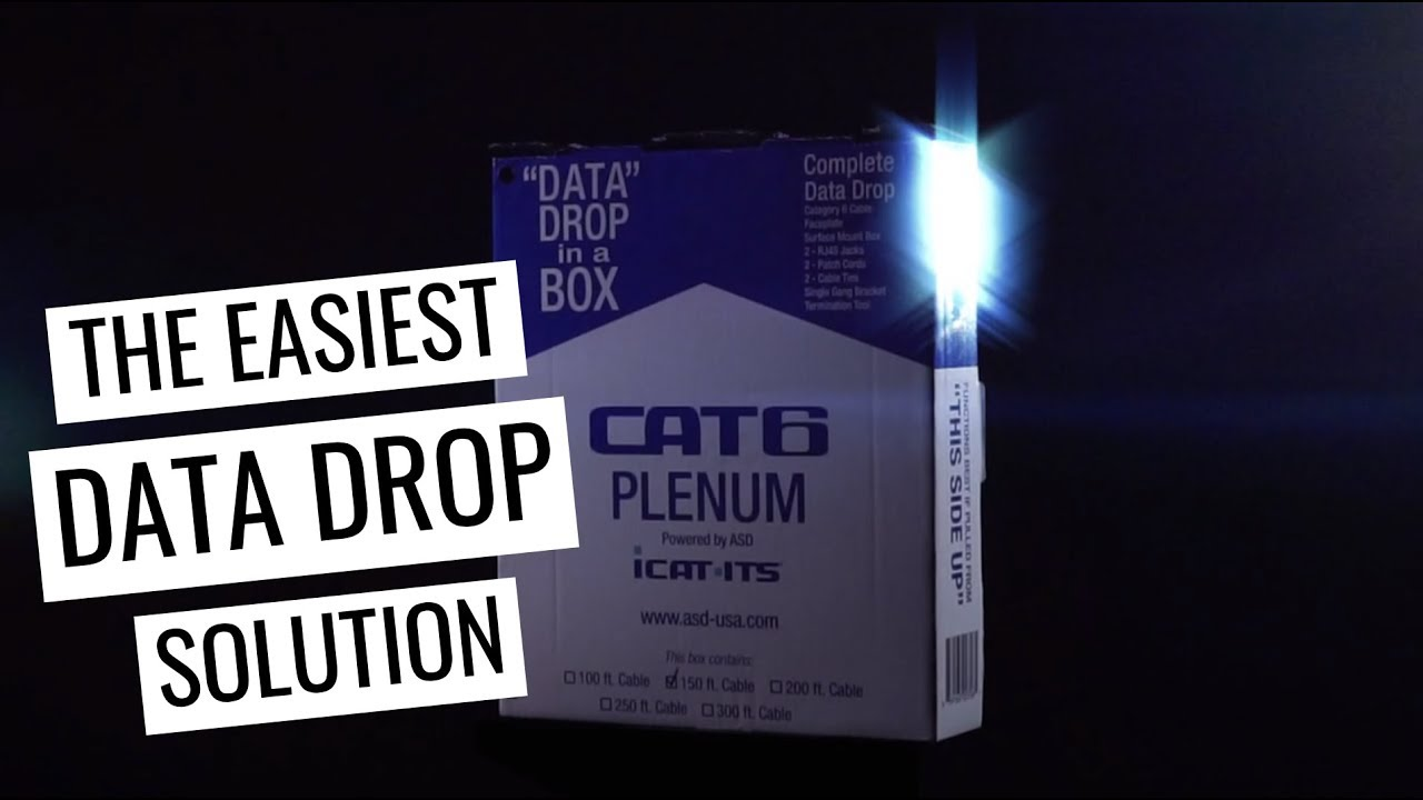 Data Drop in a Box | ASD - Automated Systems Design