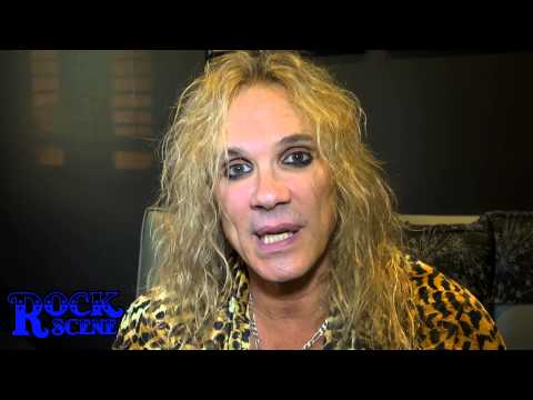 "Michael Starr of STEEL PANTHER Shares His ""ROCK SCENE"""
