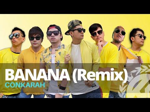 BANANA (Tiktok Remix) by Conkarah | DJ FLE - BANANA MINISIREN | Dance Fitness