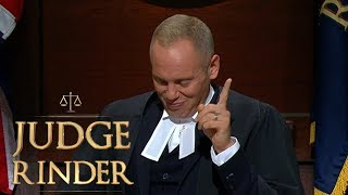 The Judge Can
