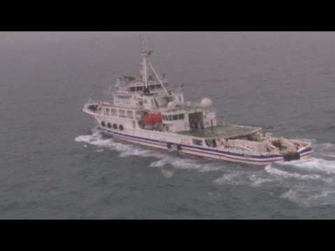 Advanced rescue ship serves in South China Sea