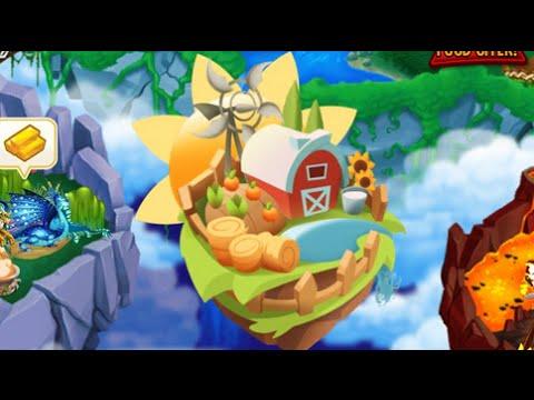 dragon city farm island