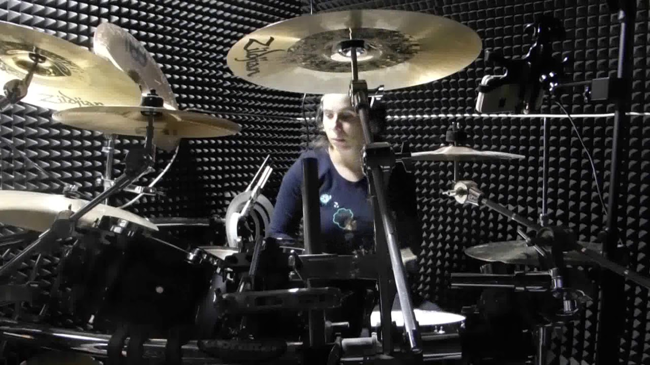 Red hot chili peppers Sow hey oh drum cover