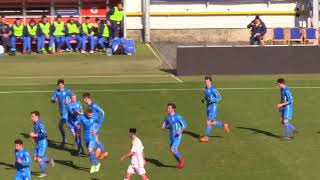 U-17: Україна - Іспанія -1:1