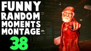 Dead by Daylight funny random moments montage 38