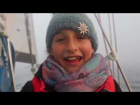 Sailing the Northwest Passage 2016 - 5 kids and a new Passage