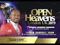 Open Heavens 2019 - London, UK Wtih (Day 2 Morning) Apostle Johnson Suleman