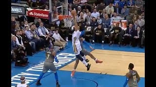 Anthony Davis Finishes with 43 Points in Pelicans' Win over Thunder