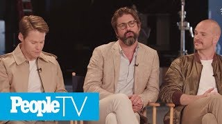 Gale Harold Discusses The First 'Queer As Folk' Scene Ever Shot | PeopleTV