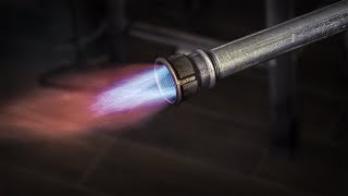Forge / Furnace Venturi Gas Burner