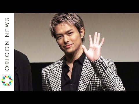 三代目JSB今市隆二、ファンとのQ&Aで神対応!20テイクの真実も 映画『その瞬間、僕は泣きたくなった -CINEMA FIGHTERS project-』第32回東京国際映画祭 特別上映 舞台挨拶