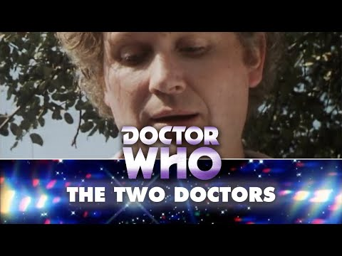 Doctor Who: The Doctor kills Shockeye - The Two Doctors