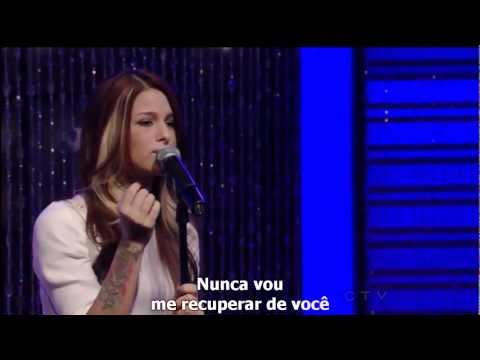 Cassadee Pope - Over You ( Live with Kelly...