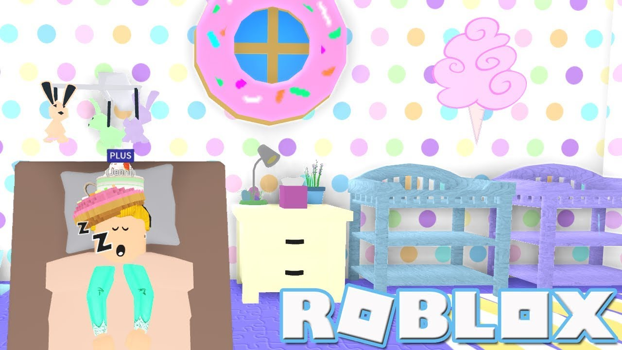Making A Daycare In MeepCity! Roblox: MeepCity (Part 4) Napping Room - YouTube