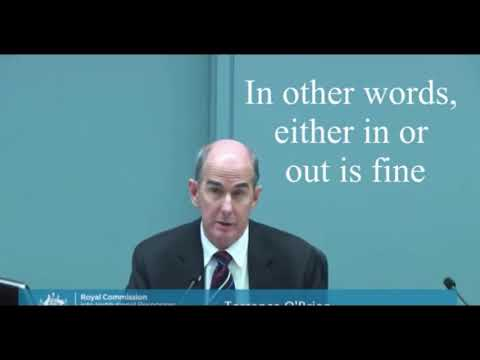 Jehovah's Witness-ism Australian Royal Commission