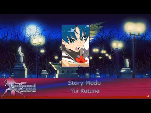 Vanguard Princess: Story Mode - Yui Kutuna |