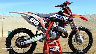 Project 2015 KTM 150 SX 2 stroke - Motocross Action Magazine