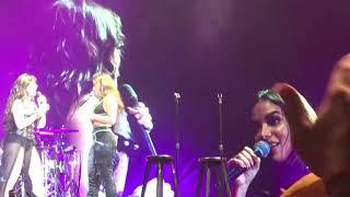 Camila Cabello e Anitta - Real Friends ( Z Festival São Paulo)