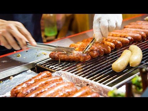 Bangkok to Taipei, First Meal (Taiwan Day 1)