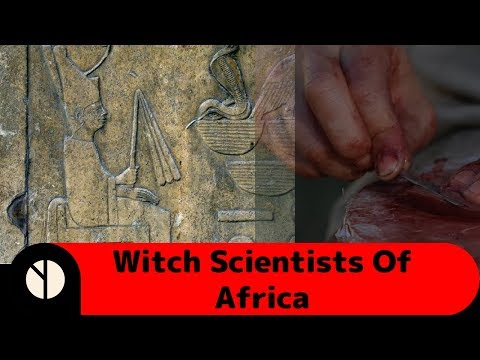 Witchcraft & MAGIC  Science Of Africa.