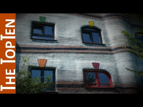 The Top Ten Beautiful Hundertwasser Buildings