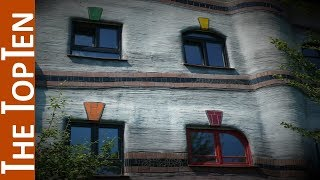 The Top Ten Beautiful Hundertwasser Buildings
