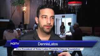 Dr. David Samadi in PSA screening and prostate cancer for Peter Latos (ENG)