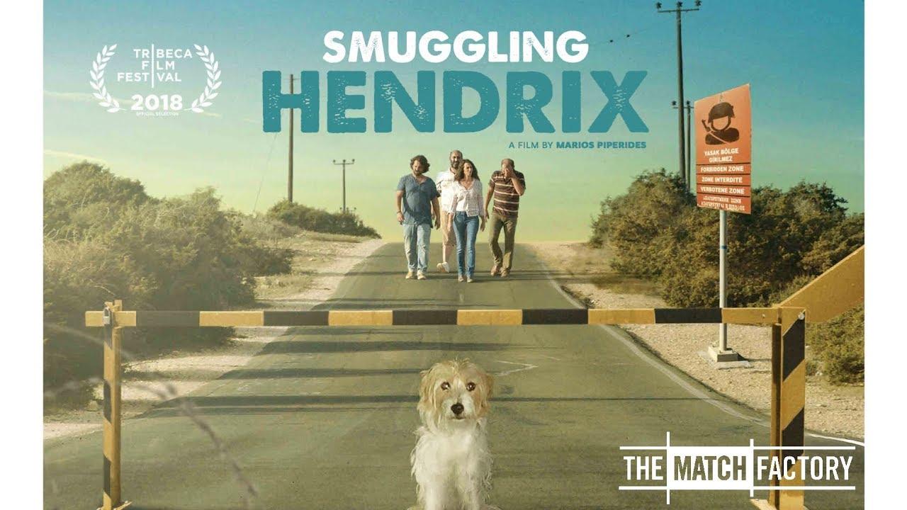 Smuggling Hendrix (2018) | Trailer | Adam Bousdoukos | Fatih Al | Vicky Papadopoulou