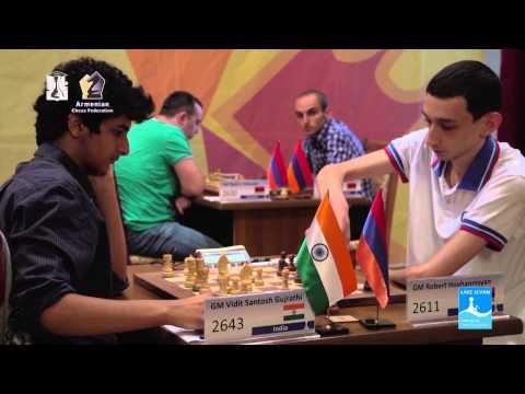 """Lake Sevan - 2015"" International Chess Tournament"