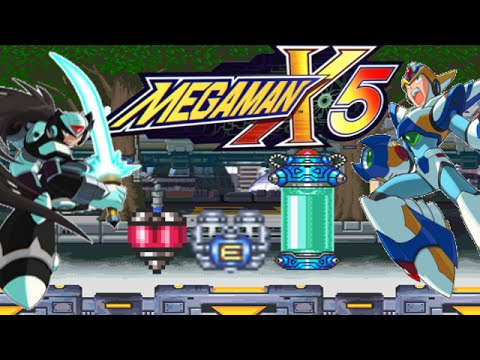 MegaMan X5: All Upgrades, Heart & Sub Tank Locations + Ultimate Armor X + Black Zero