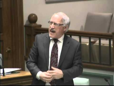 MHA Randy Edmunds questions the Labrador justice system
